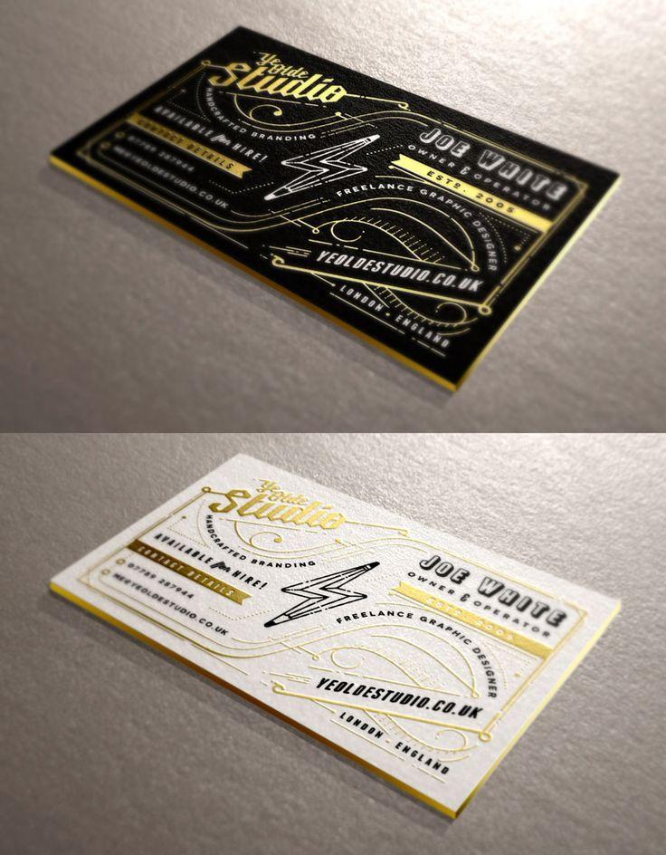 202 best Design- Business Cards images on Pinterest | Graph design ...