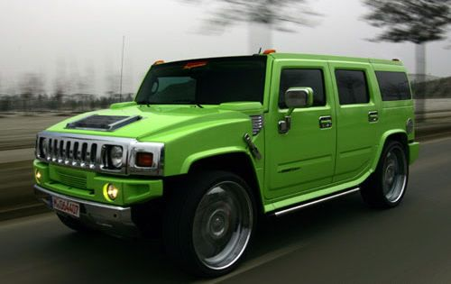 2007 Hummer H2 SUT - Overview - CarGurus