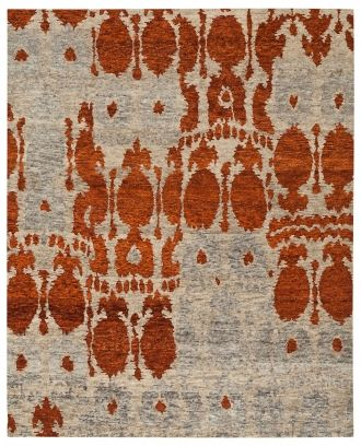 The Enchanting Shroud Contemporary Rug Uses A Classic Phoenix Weave To  Showcase An Abstract Design And