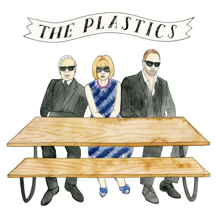 The Plastics | Mean Girls of Fashion | The Coveteur
