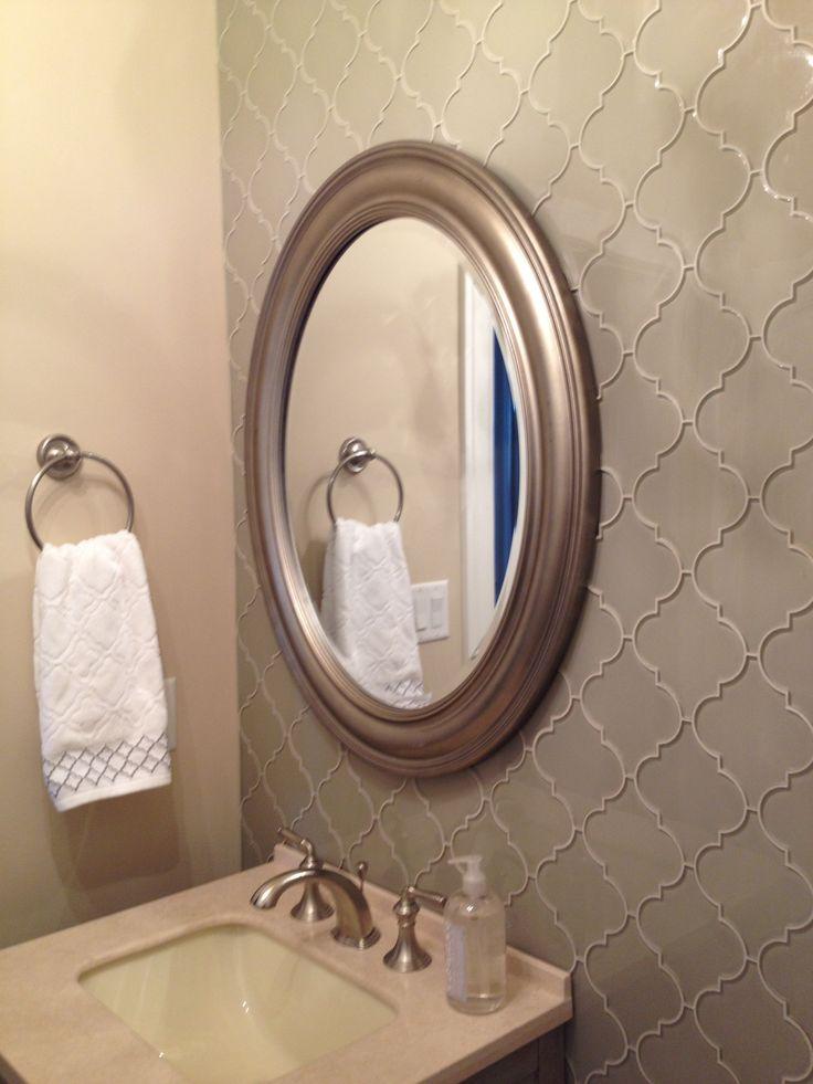 Bathroom Backsplash Ideas 16 best bathroom ideas images on pinterest   bathroom ideas