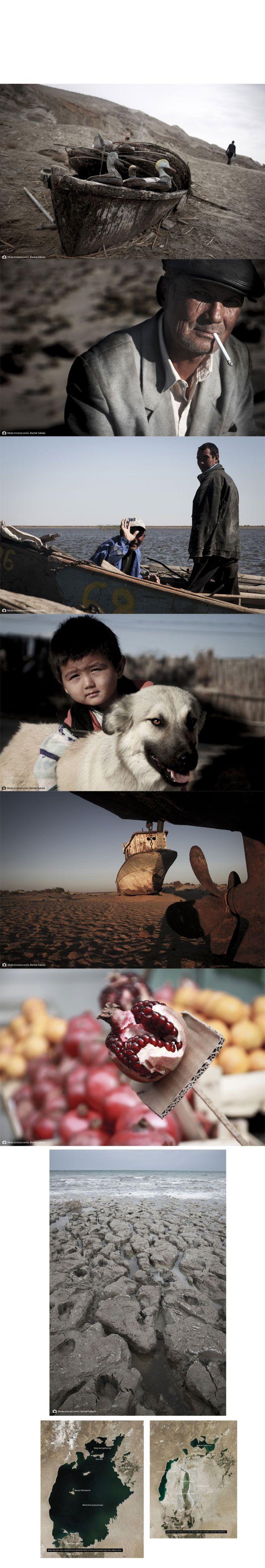 Bartek Sabela: Historia ludzkiej arogancji, czyli jak zniknęło #morze #Aralskie http://www.eksmagazyn.pl/wazny-temat/ekscytujacy-bohater/bartek-sabela-historia-ludzkiej-arogancji/ || #ludzie #podroze #trips #historia #natura #sea