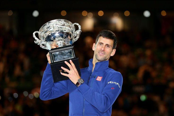 Tips de Tenis Amateur: ATP Final - Australian Open