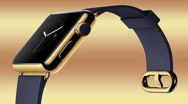 اپل واچ طلایی تنها با قیمت ۱۰۰۰ دلار