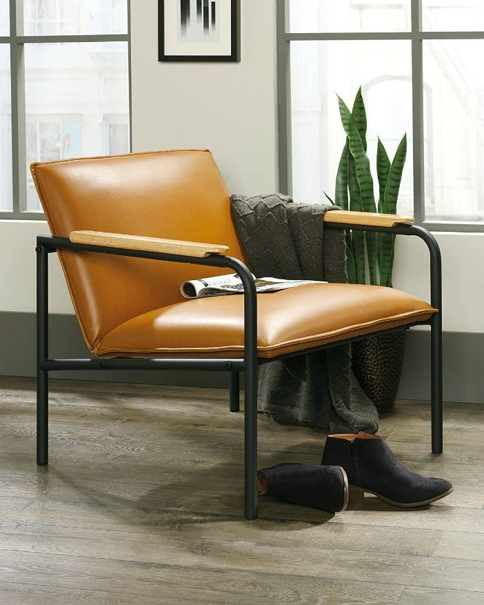 15 Accent Chairs That Make A Serious Style Statement In 2020 Metal Lounge Chairs Classy Chair Modern Furniture Living Room