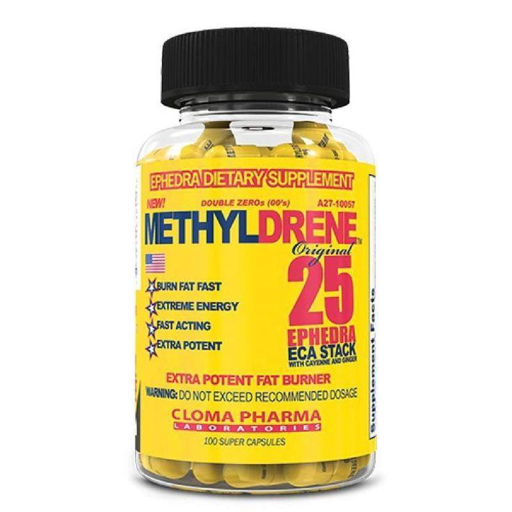 Жиросжигатель Methyldrene EPH 25 Cloma Pharma Methyldrene EPH 25 Cloma Pharma(Метилдрен 25) представляет собой мощный жиросжигатель