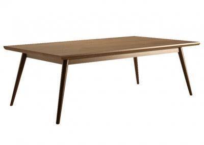 Karpenter Vintage Rectangular Coffee Table - Danish style furniture Curious Grace