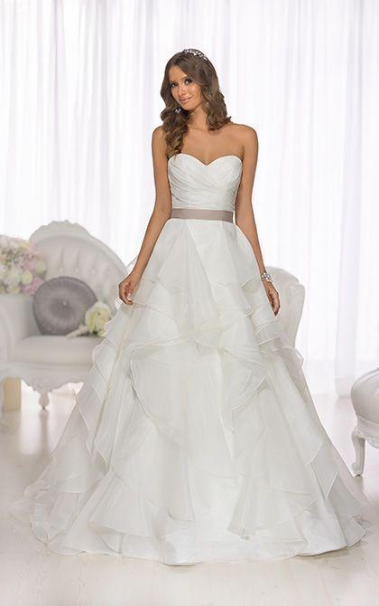 Wedding Dresses | A-Line Sweetheart Wedding Dress | Essense of Australia