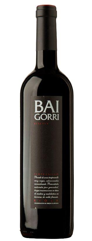 2007 Bodegas Baigorri Reserva  Description: De Baigorri Reserva is een complexe klassiek volle wijn uit de Rioja. Rijp zwart fruit kruidig met fijne tannines en een prachtige afdronk en een geweldig bewaarpotentieel. De 2007 is een top jaar en we raden aan deze wijn lekker te laten rusten en vanaf 2015-2022 volop te genieten van deze fraaie Baigorri.  Price: 23.75  Meer informatie  #wijn #wine #grandcru #wit #rood #rode #witte #genieten