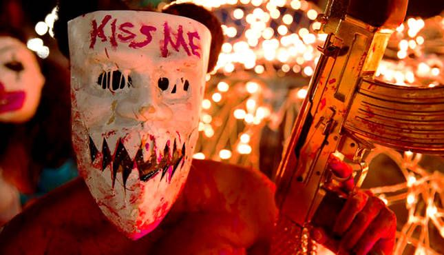 """Kimmy """"Brittany Mirabile"""" The Purge: Election Year (2016)"""