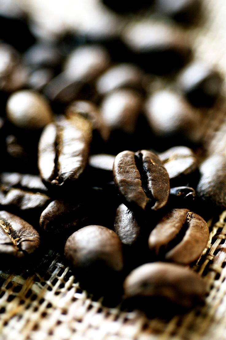 Coffe beans from sustainable coffee bean cultivation. | Nordic Choice #localeataward