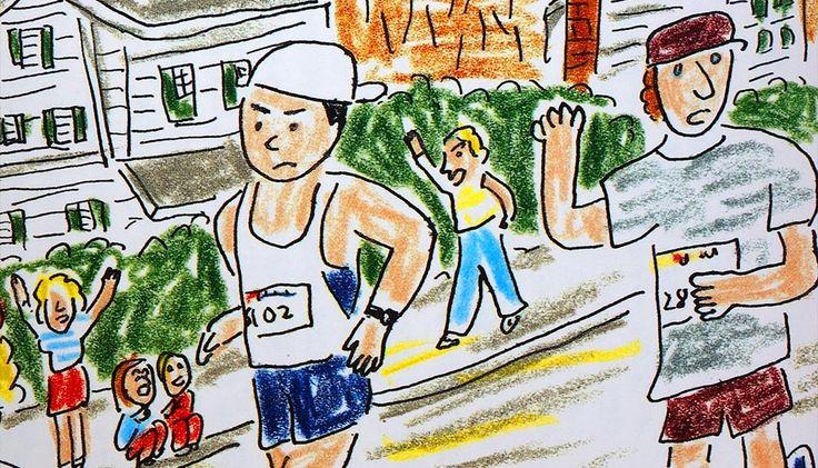 村上 春樹 ボストン マラソン