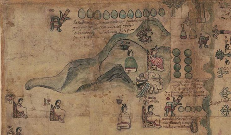 Library of Congress Obtains Mesoamerican Map from the Dawn of the Americas