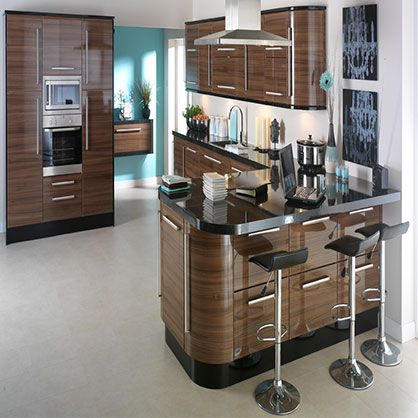 22 best High Gloss Kitchen Doors images on Pinterest Kitchen