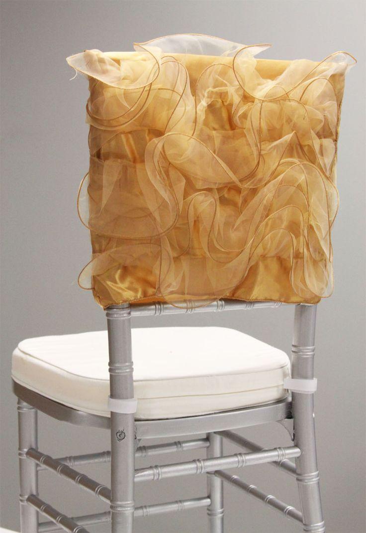 118 best Christmas Wedding Chair Decor images on Pinterest