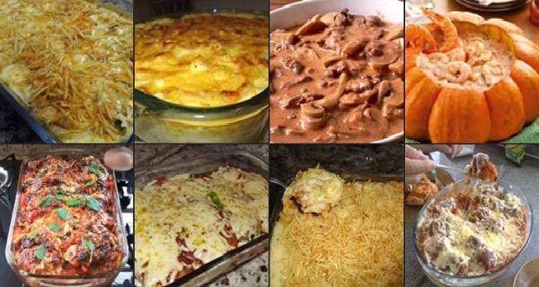 As15 Receitas Fáceis Para o Dia das Mãessão práticas, deliciosas e combinam com todas as mães. Para as mamães que gostam de frango, tem opções deliciosas