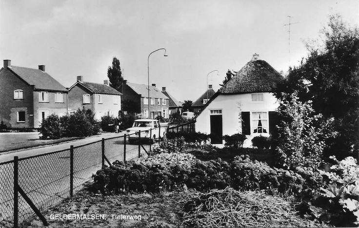 Tielerweg Geldermalsen (jaartal: 1960 tot 1970) - Foto's SERC