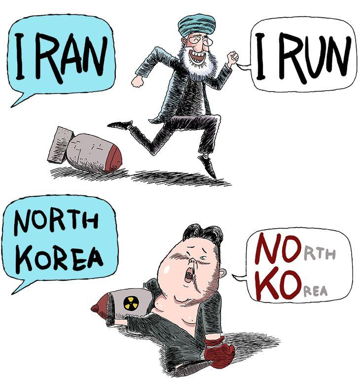 I run NOrth KOrea
