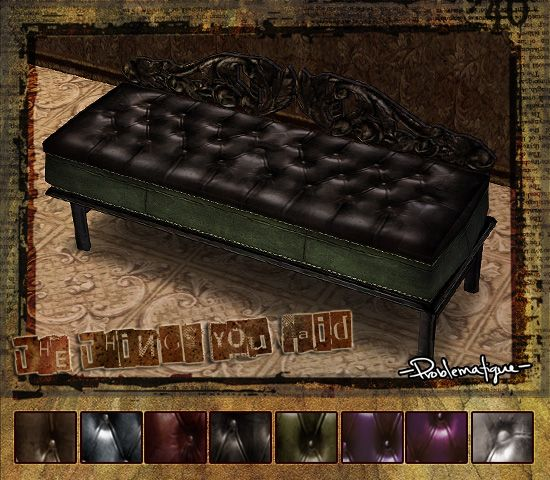 The Things You Said Drapes Bench Table BenchesAdeleLiving RoomVictorianMedievalPhpSims 2