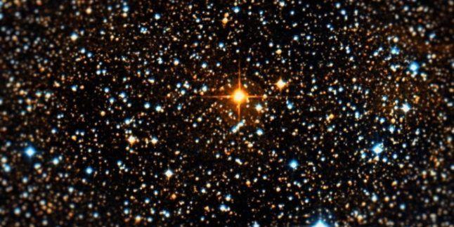 En Büyük Yıldız: UY SCUTİ