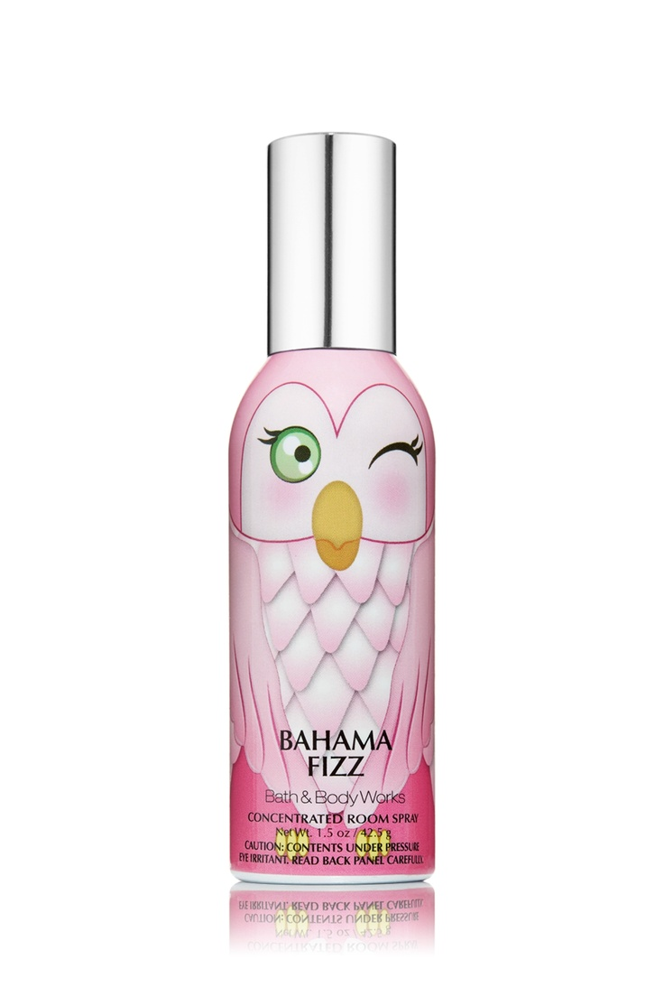 Bath Amp Body Works Bahama Fizz Concentrated Room Spray 5