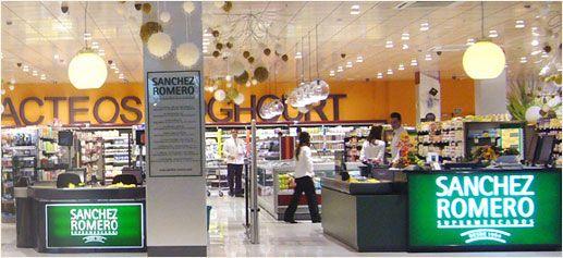Sánchez Romero, Supermercados Gourmet  Zielo Shopping Pozuelo
