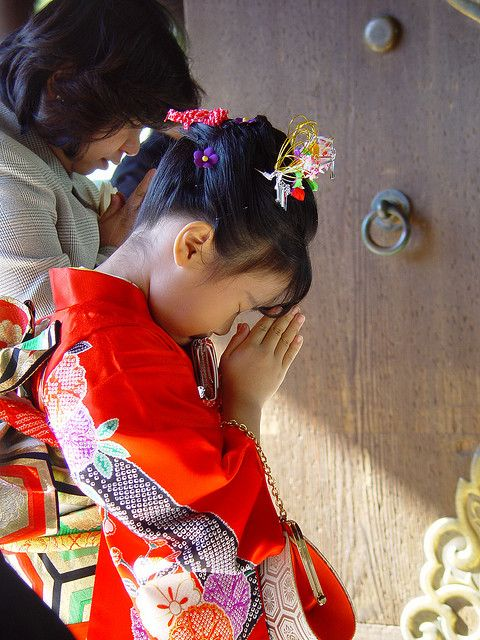 Prayer - Shichi-Go-San 七五三