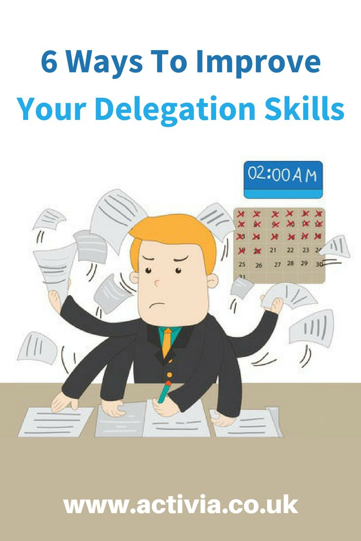 This article looks at how you can improve your delegation skills. Originally written to help project managers learn to delegate, the principles apply to anybody, and can help you save time by getting others to perform certain roles and functions. #timemanagement #delegation