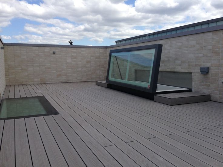 Rooftop access London