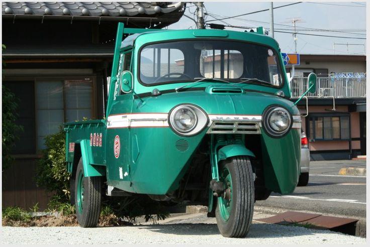 1959 Mazda T1500