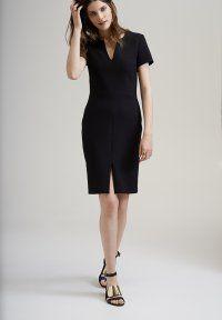 SET - Fodralklänning - black