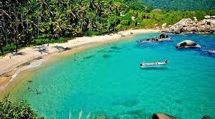 Resultado de imagen para playas colombia