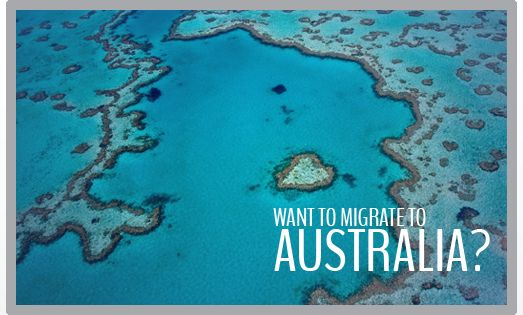 Want to migrate to Australia?  MigrateAU can help.