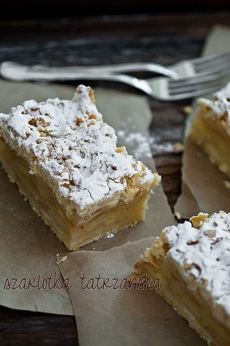 Szarlotka aka Polish Apple Cake