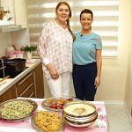 Kahramanmaraş Hatice Hanım'ın mutfağından 'Eli böğründe tarifi' malzemeleri, hazırlanışı.