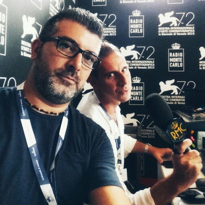 #Venezia72 #radiomontecarlo #live