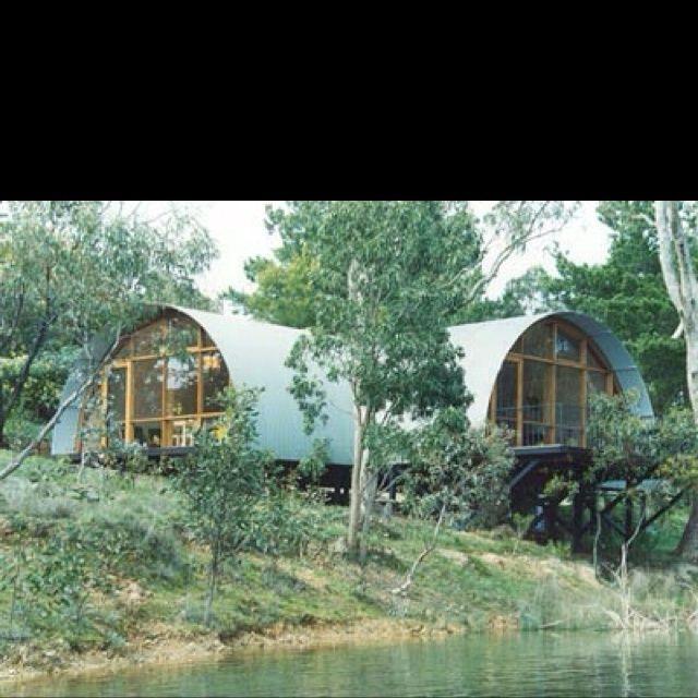21 Best Quonset Hut Houses Images On Pinterest Hut House Steel
