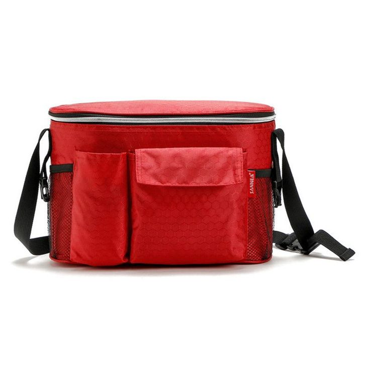 TANGIMP 8L Oxford Thermal Lunch Bags for Women Adults Men Food Lunch Picnic Cooler Bag Insulated Adults Storage Container