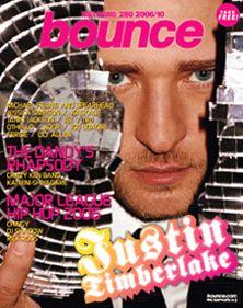 bounce 280号 - ジャスティン・ティンバーレイク