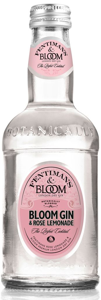 Bloom Gin & Rose Lemonade from Quintessential Brands and Fentiman's