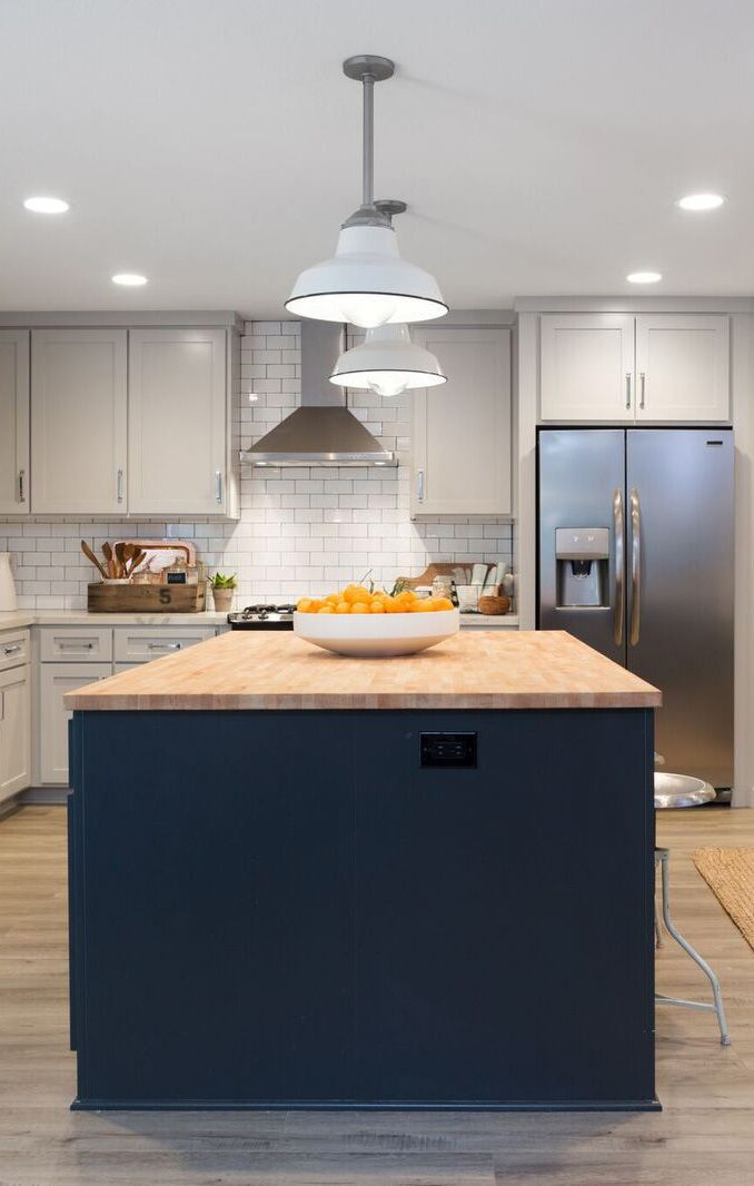 A STUNNING Kitchen transformation as seen on HGTV's ...