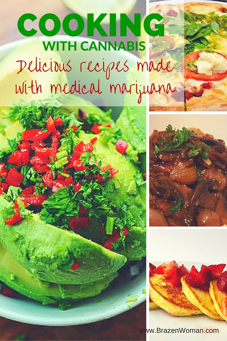 Cooking with Cannabis: Delicious Recipes Made with Marijuana