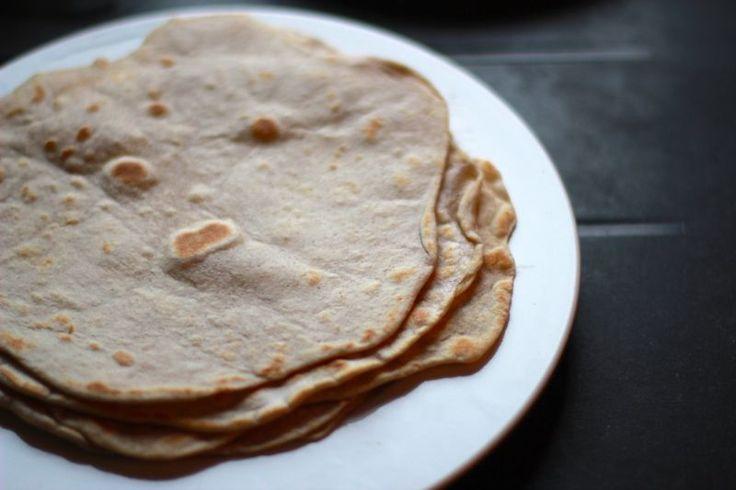 Recette Thermomix de Tortillas mexicaines (à base de blé)