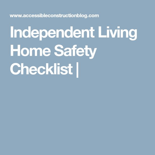 The  Best Home Safety Checklist Ideas On   Safety