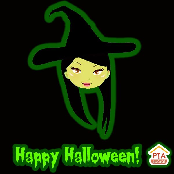 happy halloween free pta poster fundraising ideashappy halloween - Halloween Fundraiser Ideas