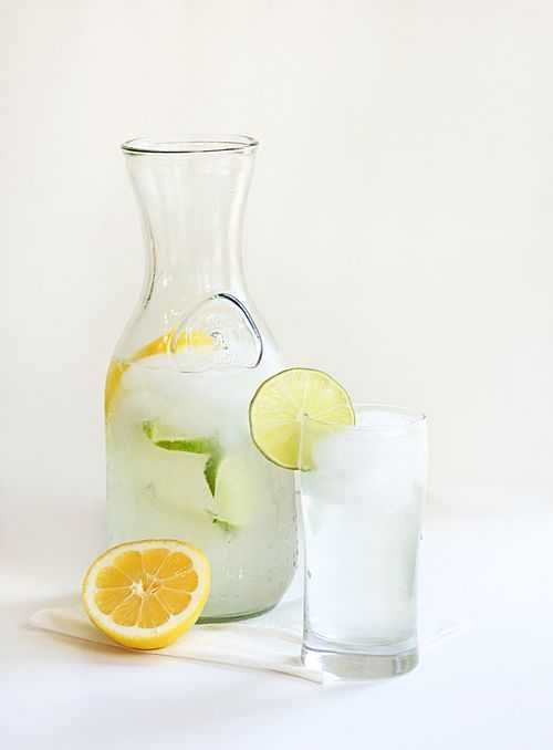 Homemade Soda - Sprite replacement and you know every single ingredient in it!