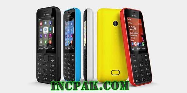 Nokia Asha 208 3G phone - price & specification
