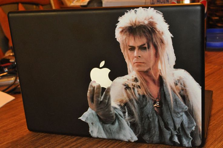 Labyrinth Mac skin! that's awesome