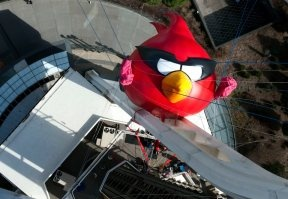 A Twitter Conversation With NASA Led To Angry Birds Space
