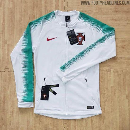 Update: Nike Portugal 2018 World Cup Away Anthem Jacket Leaked - Footy Headlines